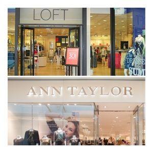 Ann Taylor & The LOFT mystery 📦 6-9pc